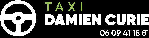 Taxi Damien Curie Logo